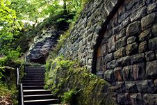 Free Wall And Steps Stock Images - 8595674