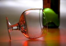 Free Empty Glass Stock Photography - 8595992
