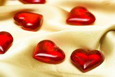 Free Many Hearts Royalty Free Stock Image - 8596396
