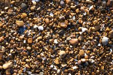 Free Beach Pebbles Stock Images - 8596484