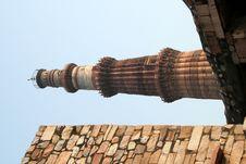 Qutb Minar Royalty Free Stock Image