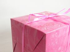 Free Cake Box (right) Stock Photo - 8598970