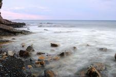 Free Sea Landscape Royalty Free Stock Photo - 8599085