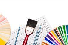 Free Tools On White Stock Photos - 8599623