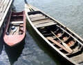 Free Malaysian Fishing Boats In Southern Thailand Royalty Free Stock Photos - 866328