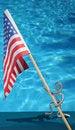 Free American Flag Stock Image - 867071