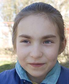 Free Smiling Girl I Stock Photos - 862703