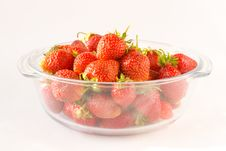 Free Sunny Strawberries Stock Images - 862784