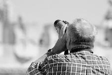 Free Senior Royalty Free Stock Photos - 863888