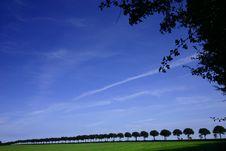 Free Danish Landscape01 Stock Images - 864354