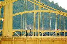 Free Yellow Bridge Stock Photos - 864463