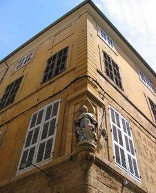 Corner House Stock Photography
