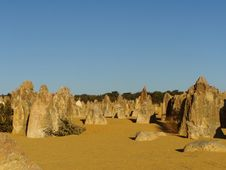 Free Desert Landscape Royalty Free Stock Image - 865866