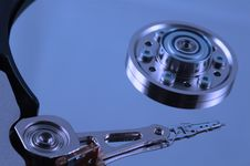 Free Hard Disk 003 Royalty Free Stock Photography - 866717