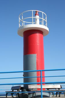 Free Red Lighthouse Stock Photos - 866983