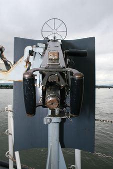 Free Machine Gun Royalty Free Stock Image - 867656