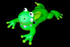 Free Inflatable Frog Stock Images - 868794