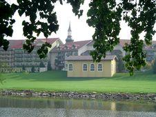 Free Frankenmuth Bavarian Motor Lodge Stock Photo - 869580