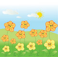 Free Summer Flowers Stock Photography - 8601472