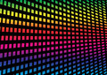 Free Rainbow Colored Squares Stock Photography - 8604582