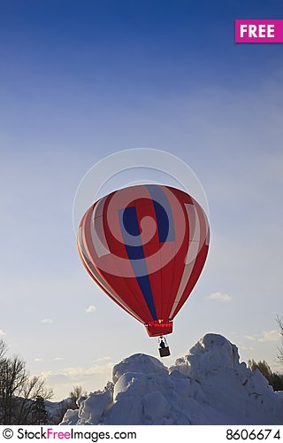 Free Hot Air Balloons Stock Images - 8606674