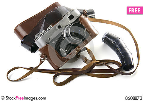 Free Old Camera Stock Photos - 8608873