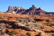 Free San Rafael Swell Royalty Free Stock Photo - 8600165