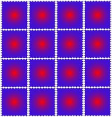 Free The Texture Of Crimson Neon Lamps. Stock Photos - 8600303