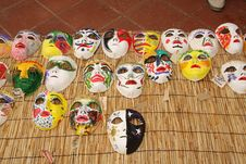Free Italian Masks Stock Photos - 8600333