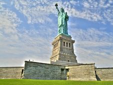 Free Statue Of Liberty Stock Image - 8600391
