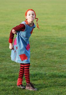 Free Funny Girl Stock Image - 8601611