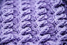 Free Knitted Stock Photography - 8601842