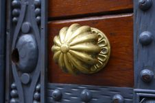 Free Antique Door Stock Photography - 8601872