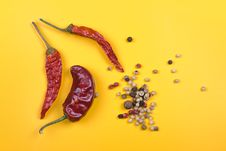 Free Red Paprika Royalty Free Stock Images - 8601939