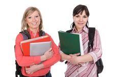 Free Students Stock Image - 8603071