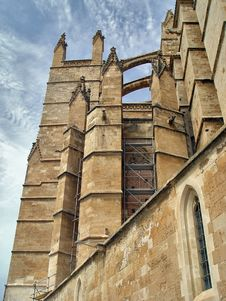 Free Cathedral Of Palma De Mallorca, Spain Royalty Free Stock Images - 8603179