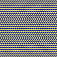 Free Optical Illusion Arrow Pattern Royalty Free Stock Images - 8604149