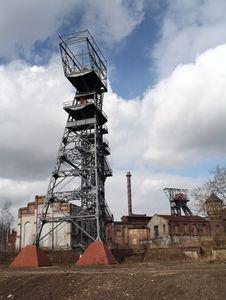 Free Old Mine Poland Stock Image - 8604621