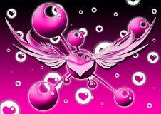 Free Hearts Royalty Free Stock Photo - 8604655