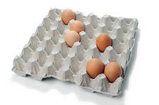 Free Eggs Royalty Free Stock Photos - 8604718