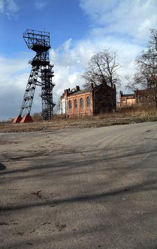 Free Old Mine Poland Stock Image - 8604721