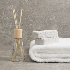Free Spa Display Royalty Free Stock Images - 8604729
