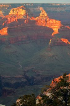 Free Grand Canyon National Park, USA Stock Images - 8604954