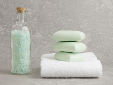 Free Spa Display Stock Photography - 8605072