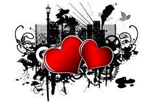 Free Hearts Royalty Free Stock Photos - 8605708