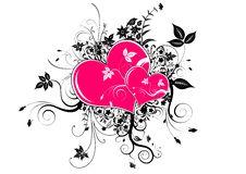 Free Hearts Stock Image - 8605811