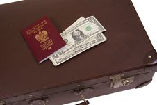 Free Suitcase Stock Photography - 8605892