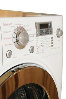 Free Washing Machine Royalty Free Stock Photography - 8606007