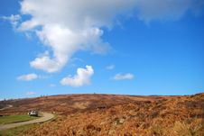 Free Yorkshire Moor Landscape Stock Photo - 8606710