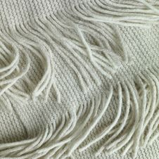 Free Scarf Close-up Royalty Free Stock Photo - 8607355